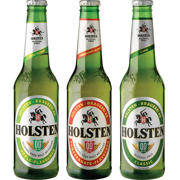 Holsten Alcohol-free Beer