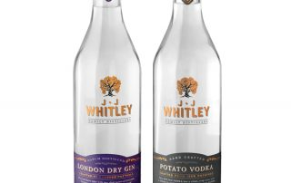 J.J. Whitley Gin & Vodka