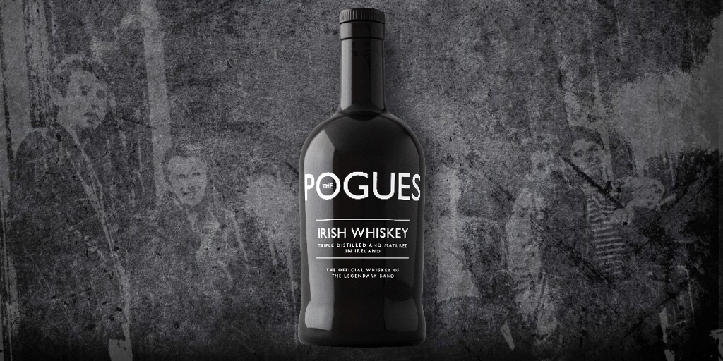 The Pogues Irish Whiskey - Halewood
