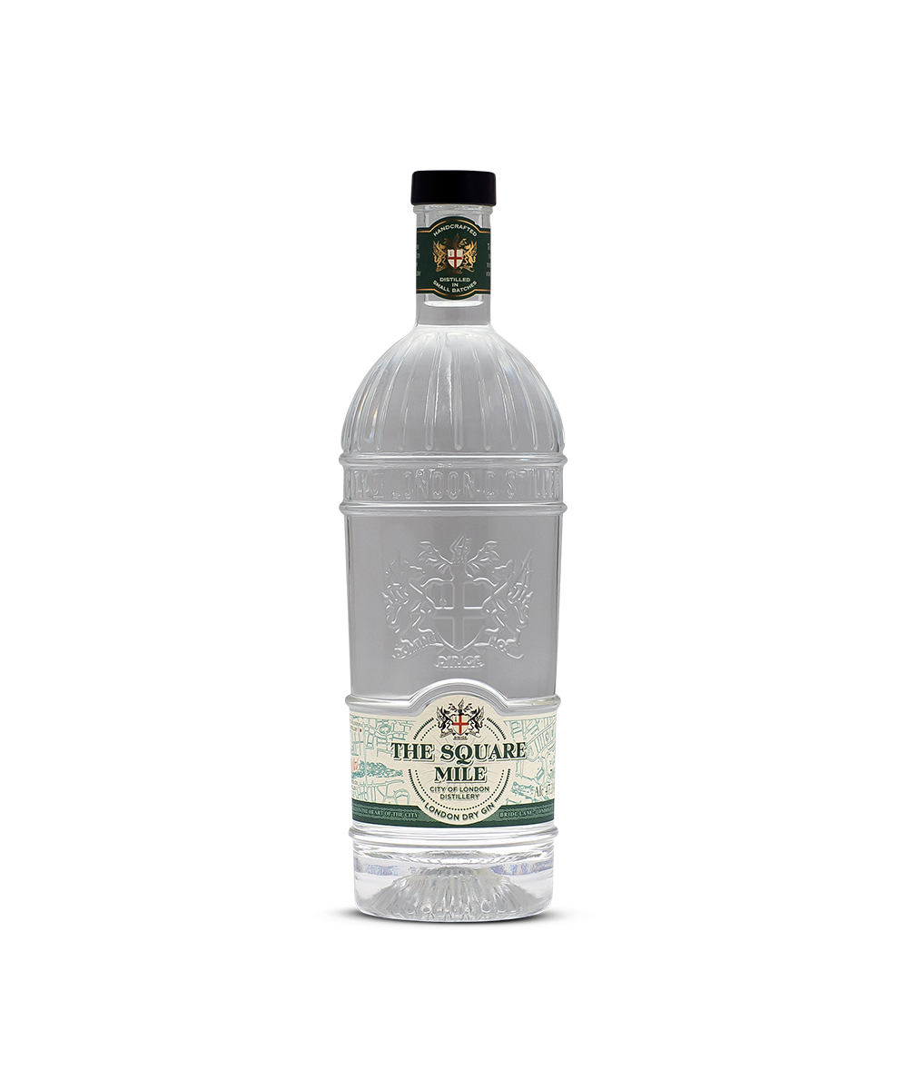 City Of London Distillery Square Mile Gin 750ml