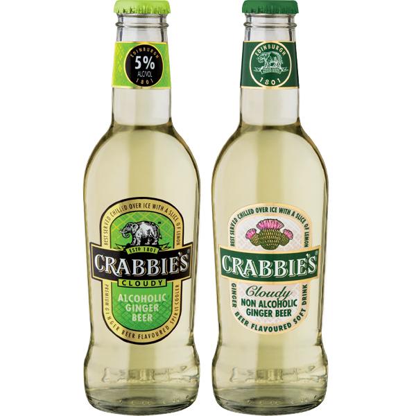 Crabbie's Giner Beer