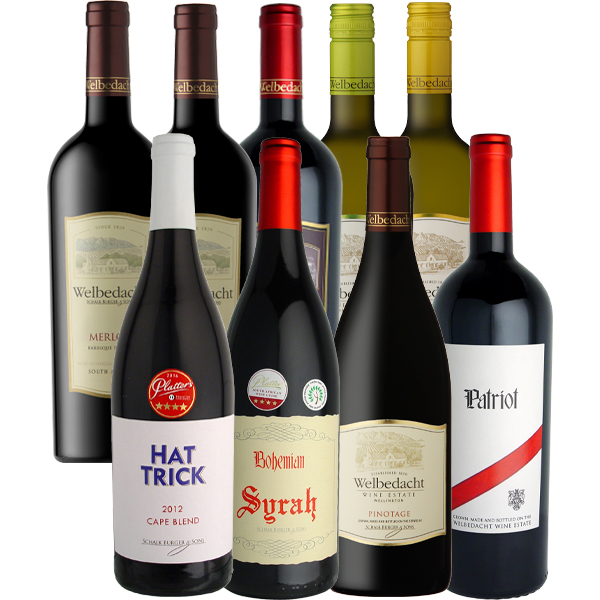 Welbedacht Wines