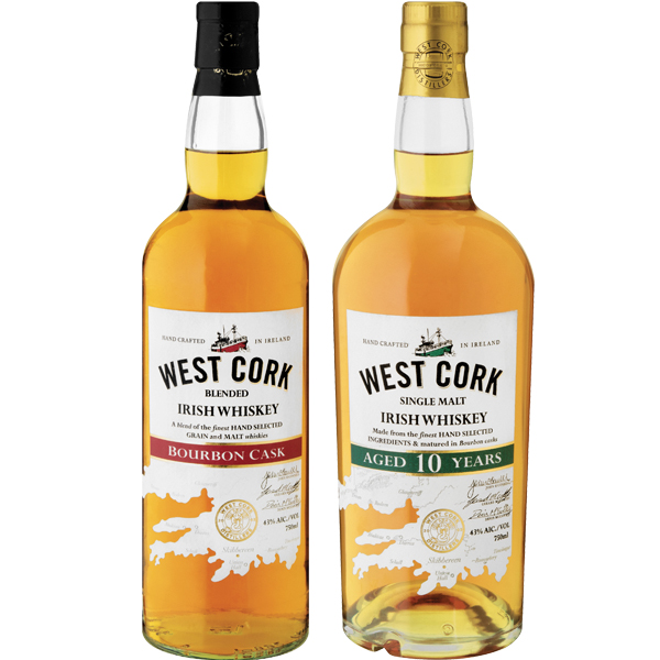 West Cork Whiskey